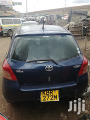 Toyota Vitz 2005 Blue | Cars for sale in Nairobi, Roysambu