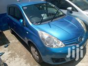 New Nissan Note 2012 Blue | Cars for sale in Mombasa, Tudor
