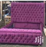 Bed With Ottoman | Furniture for sale in Nairobi, Ngara