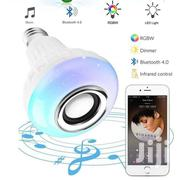 MUSIC BULB WITH BLUETOOTH/SPEAKER | Audio & Music Equipment for sale in Nairobi, Lower Savannah