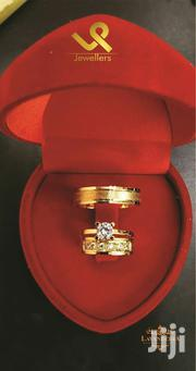 Custom Made 18k Gold Couples His N Hers Matching Wedding Bands Rings | Jewelry for sale in Nairobi, Nairobi Central