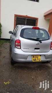 New Nissan March 2012 Silver   Cars for sale in Nairobi, Nairobi Central