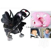 3 In 1 Value Pack Baby Stroller Set & A Baby Neck Support Pillow | Prams & Strollers for sale in Nairobi, Nairobi Central