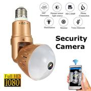 Bulb 360 Wifi Nanny Camera 1080P – Motion Detection – Audio. | Security & Surveillance for sale in Nairobi, Nairobi Central