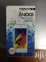 New Fero A4001 8 GB Gold | Mobile Phones for sale in Nairobi, Nairobi Central