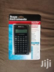 Texas Instruments BA II Plus Professional Financial Calculator | Stationery for sale in Nairobi, Nairobi Central