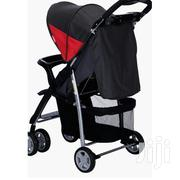 3 in 1 Baby Stroller Set- Red Black | Prams & Strollers for sale in Nairobi, Nairobi Central