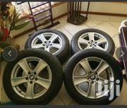 BMW Sport Rims Complete With Tyres | Vehicle Parts & Accessories for sale in Nairobi, Mugumo-Ini (Langata)