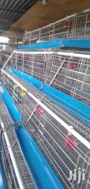 Electrogalvanised Chicken Cages | Farm Machinery & Equipment for sale in Nairobi, Ruai