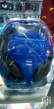 Gaming Headphones For PS4 | Accessories for Mobile Phones & Tablets for sale in Nairobi, Nairobi Central