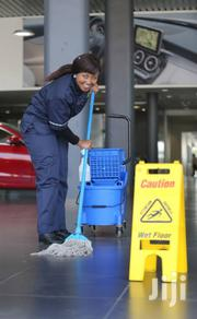 Chillexy Office Cleaners | Cleaning Services for sale in Nairobi, Harambee