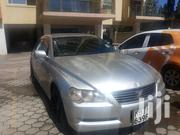 Toyota Mark X 2005 Silver | Cars for sale in Mombasa, Mkomani