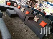 Stylish Modern Quality Corner Seat Together With A 2 Seater   Furniture for sale in Nairobi, Ngara