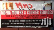 MOFRA MOVERS LTD ( HOUSE AND OFFICE MOVE)   Logistics Services for sale in Nairobi, Nairobi Central