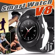 V8 Mobile Watch Sim Plus Memory Card Slot Touchscreen | Watches for sale in Nairobi, Kilimani