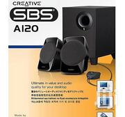 CREATIVE A120 – 2.1ch PC Speakers With Subwoofer | Audio & Music Equipment for sale in Nairobi, Nairobi Central