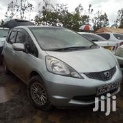 Honda Fit 2010 Automatic Silver   Cars for sale in Nairobi, Nairobi Central