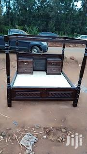 Six By Six Poster Bed | Furniture for sale in Nairobi, Ngando