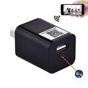 USB Nanny Cam Output Wall Charger (Hidden Spy Camera 1080P HD) in