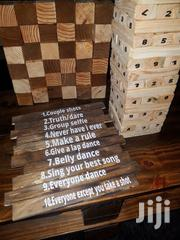 Customized Giant Jenga (DIY) | Books & Games for sale in Nairobi, Kahawa