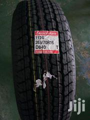265/70/16 112s Bridgestone HT Tyres Is Made In Japan   Vehicle Parts & Accessories for sale in Nairobi, Nairobi Central