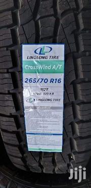 265/70/16 Linglong AT Tyre's Is Made In China   Vehicle Parts & Accessories for sale in Nairobi, Nairobi Central
