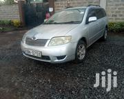 Toyota Fielder 2004 Silver | Cars for sale in Nairobi, Harambee