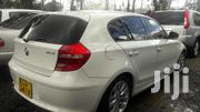 New BMW 116i 2011 White | Cars for sale in Nairobi, Mountain View