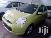 Nissan March 2012 Green | Cars for sale in Mombasa, Tudor