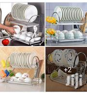 2 Layer Stainless Steel Dish Rack | Kitchen & Dining for sale in Nairobi, Nairobi Central