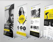 Roll Up Banners | Computer & IT Services for sale in Nairobi, Nairobi Central