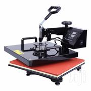 "8 In 1 Multi-function Heat Press Machine 15"" X 15"" T-shirts Cap Mug 