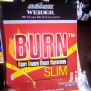 BURN SLIM,Let's Burry Obesity Let's Be Physically Fit Now As We Ought | Vitamins & Supplements for sale in Kakamega, East Kabras