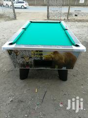 Green Carpet Marble Top Pool Table | Sports Equipment for sale in Nairobi, Pangani