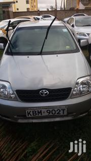 Toyota Corolla 2003 Silver | Cars for sale in Nairobi, Ngando