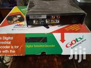 Gotv DVB-T2 Digital Terrestrial Decoder | TV & DVD Equipment for sale in Nairobi, Kariobangi South