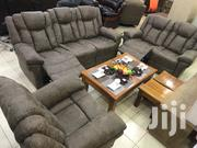 Chocolate Recliner 6 Seater Sofa Set | Furniture for sale in Nairobi, Woodley/Kenyatta Golf Course