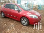 Toyota Auris 2012 Red | Cars for sale in Kiambu, Township E