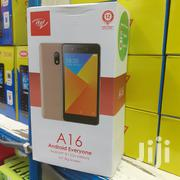 New Itel A16 8 GB Gold | Mobile Phones for sale in Nairobi, Nairobi Central
