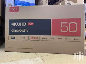 Tcl 50inch Smart Android Led Tv