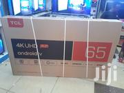 TCL Smart Android 4K Android 4K With Unkyo Uhd Tv 65 Inch | TV & DVD Equipment for sale in Nairobi, Nairobi Central