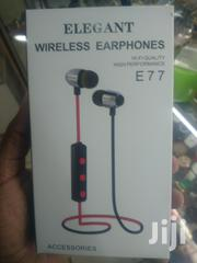 Elegant Bluetooth Wireless Earphones | Accessories for Mobile Phones & Tablets for sale in Nairobi, Nairobi Central
