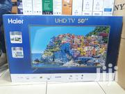 Haier Smart Android Uhd Tv 50 Inch | TV & DVD Equipment for sale in Nairobi, Nairobi Central