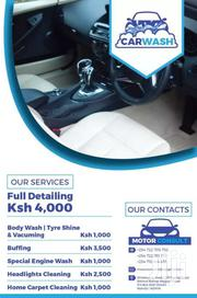 Carwash&Detail Center | Vehicle Parts & Accessories for sale in Nairobi, Kilimani