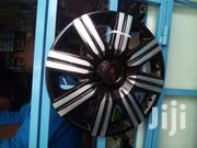 Black/Silver Car Wheel Covers, Free Delivery Within Nairobi Cbd | Vehicle Parts & Accessories for sale in Nairobi, Nairobi Central