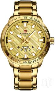 Naviforce Gold Gold | Watches for sale in Nairobi, Nairobi Central