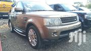 Land Rover Range Rover Sport 2009 Brown   Cars for sale in Nairobi, Ngara