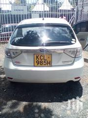 Subaru Impreza 2010 White | Cars for sale in Nairobi, Nairobi Central