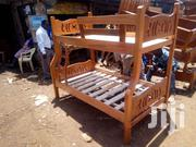 Mahogany Double Decker | Furniture for sale in Nairobi, Roysambu