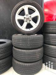 Audi Rims Complete With Tyres | Vehicle Parts & Accessories for sale in Nairobi, Mugumo-Ini (Langata)